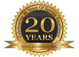 20 years of royal access